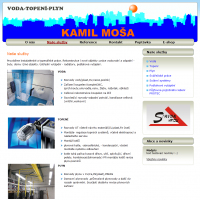 Reference kamilmosa.cz