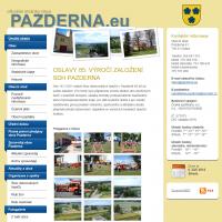 Reference pazderna.eu